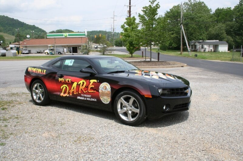 Vehicle Wraps Car Signs Graphic Lettering Amp Magnets