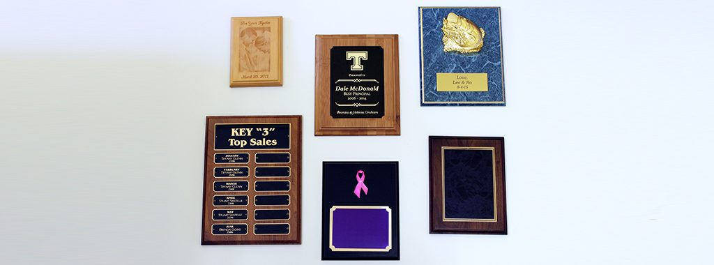 Custom Award and Wall Plaques