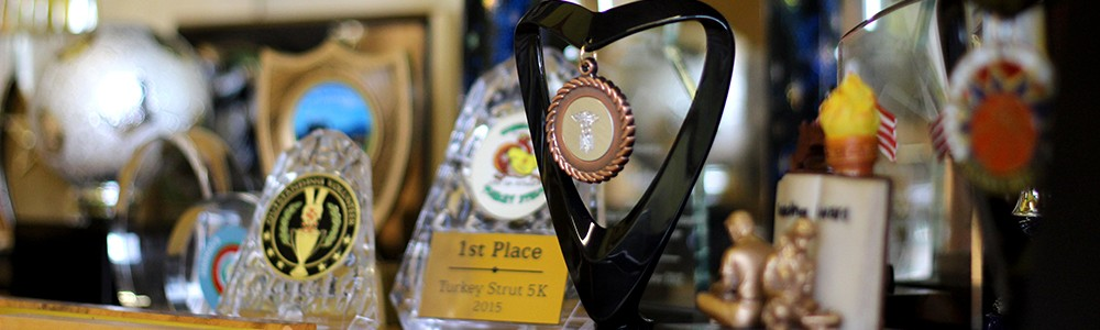 Custom Trophies:  Custom Awards