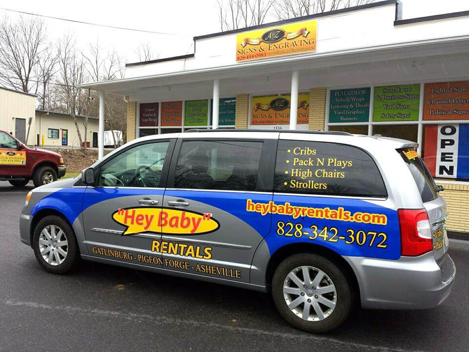 Vehicle Wraps – A 24/7 Solution for Promoting Your Business