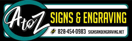 Signs & Engraving Company located Waynesville, North Carolina