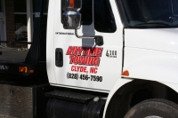 Custom Vehicle Lettering | Anytime Towing