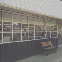 Haywood Cafe | Commercial Signage