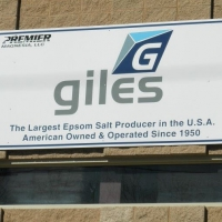 Commercial Signage | Giles Chemical