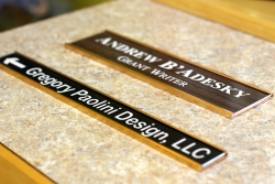Custom Business Signs