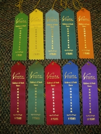 Custom Ribbons - Awards