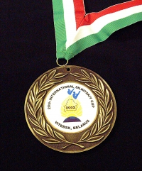 Custom Medal - Awards
