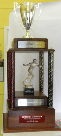 Personalized Awards & Trophies