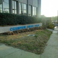Channel Letters | Champion Credit Union