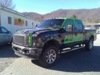 Custom Wrap | Caldwell Trucking and Excavating