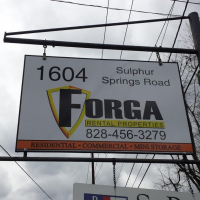 Commercial Building Signs