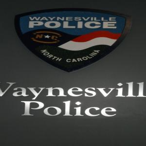 Interior Signs|Waynesville Police department