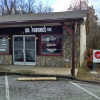 Storefront Signs  Dr Furance Waynesville NC