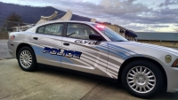 Clyde Police Department Vehicle Wrap